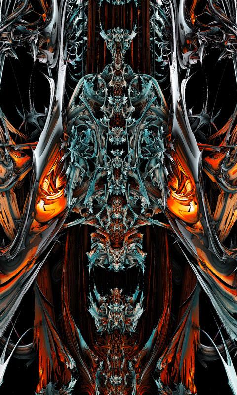 Totem II - Detailing