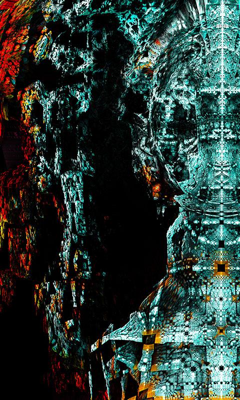 Totem VII - Detailing