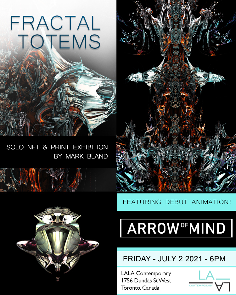 Fractal Totems Show Promo